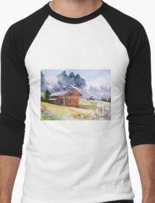 akwarelka 97 Men's Baseball ¾ T-Shirt
