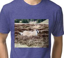 Moorland Sheep... Tri-blend T-Shirt