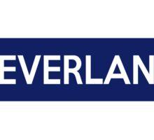 Neverland Line Sticker