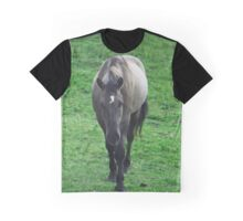 Dusty Mustang  Graphic T-Shirt
