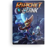 ratchet clank Metal Print