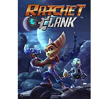 ratchet clank Photographic Print
