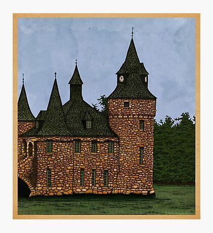 Jethro's Castle Photographic Print
