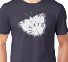 Ghost Butterfly  Unisex T-Shirt