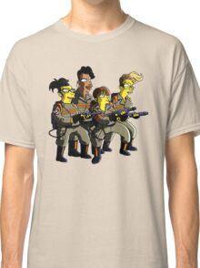 Ghostbuster Team Classic T-Shirt