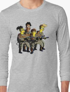 Ghostbuster Team Long Sleeve T-Shirt