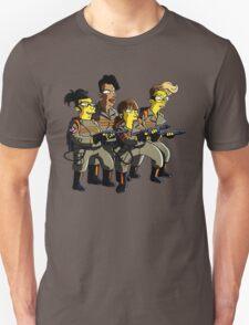 Ghostbuster Team Unisex T-Shirt