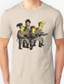 Ghostbuster Team T-Shirt