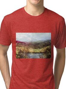 Moorland View 2 Tri-blend T-Shirt