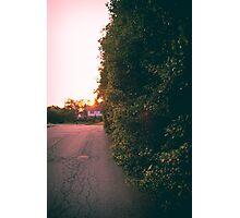 Golden Hour II Photographic Print