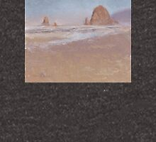 Edit Image  Delete Image  Upload New Image    PREV   |   NEXT        4       6       5    Coastal Escape Cannon Beach Oregon And Haystack Rock  Unisex T-Shirt