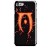 Oblivion Logo iPhone Case/Skin
