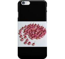 Cute exotic fruits pattern iPhone Case/Skin