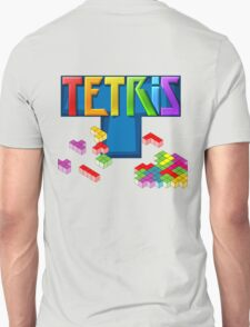 Tetris Themed Merchandise T-Shirt