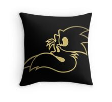 Sonic and tails. Throw Pillow
