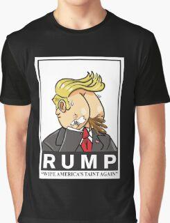 RUMP We Demand Clean Taints Graphic T-Shirt