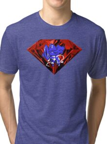 Blood Crystal Suicune Tri-blend T-Shirt