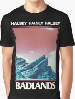 Halsey / BADLANDS Special Design Graphic T-Shirt