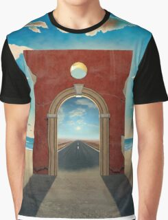 Arch Gate Graphic T-Shirt