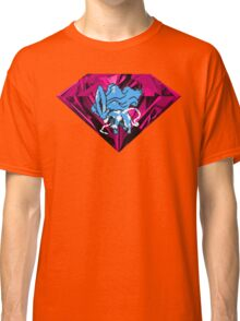 Shiny Blood Crystal Suicune Classic T-Shirt