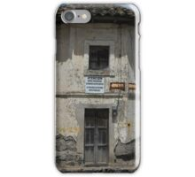 Old Building iPhone Case/Skin