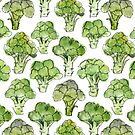 Broccoli by Vicky Webb