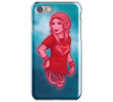 Izabel from Saga Graphic Novel iPhone Case/Skin