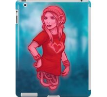 Izabel from Saga Graphic Novel iPad Case/Skin