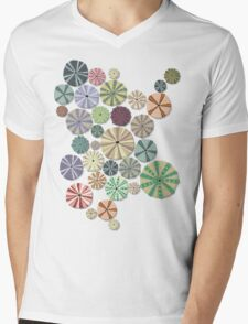 Sea Urchins - Pattern Mens V-Neck T-Shirt