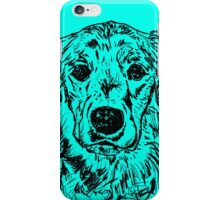 Golden Retriever Portrait iPhone Case/Skin