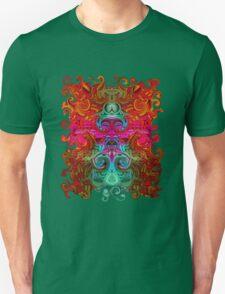The Purfled Acid Pole Unisex T-Shirt