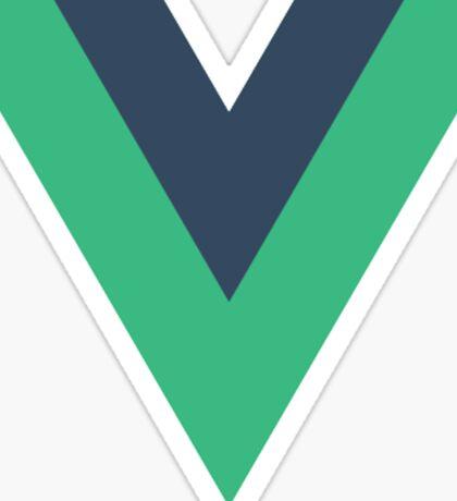 Vue.js Sticker