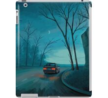Night Ride iPad Case/Skin