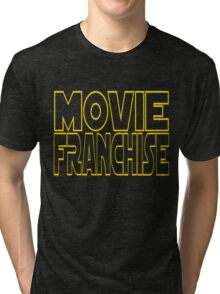 Movie Franchise Tri-blend T-Shirt
