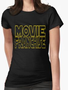 Movie Franchise Womens Fitted T-Shirt