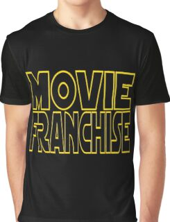Movie Franchise Graphic T-Shirt