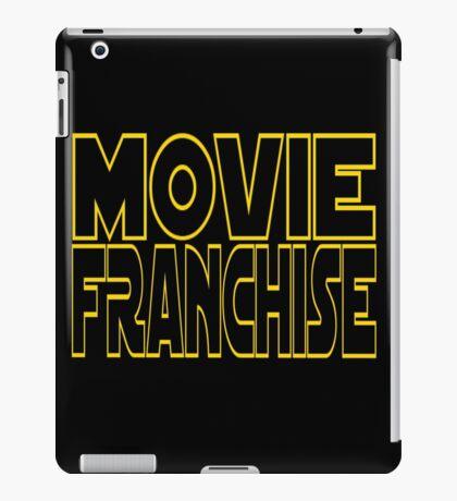 Movie Franchise iPad Case/Skin