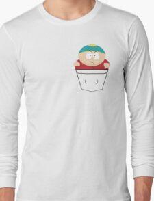 Pocket Cartman Long Sleeve T-Shirt