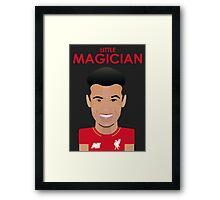 Coutinho - Little Magician Framed Print