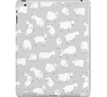 Charity Fundraiser - Grey  Goats iPad Case/Skin