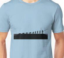 Hunting evolution Unisex T-Shirt