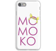 Momoko (Wedding Peach) design iPhone Case/Skin