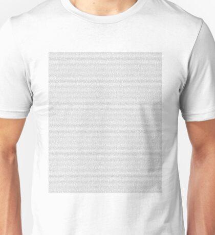 Jack and Jill Script T-Shirt Unisex T-Shirt