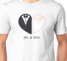 Mr. & Mrs. Unisex T-Shirt