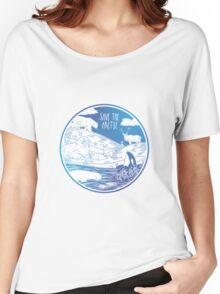 Save the Arctic! Women's Relaxed Fit T-Shirt