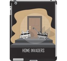 Home invaders iPad Case/Skin