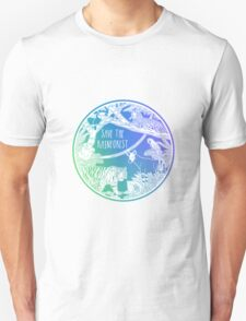Save the Rainforest! Unisex T-Shirt