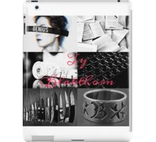 Ty Blackthorn  iPad Case/Skin