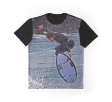 Ride The Wild Surf Graphic T-Shirt