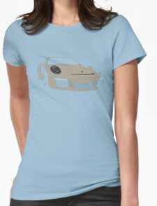 porsche GT3 - vintage Womens Fitted T-Shirt